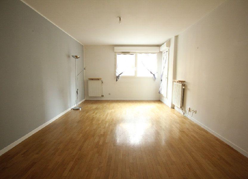 Appartement à louer 57.82m2 à Cachan