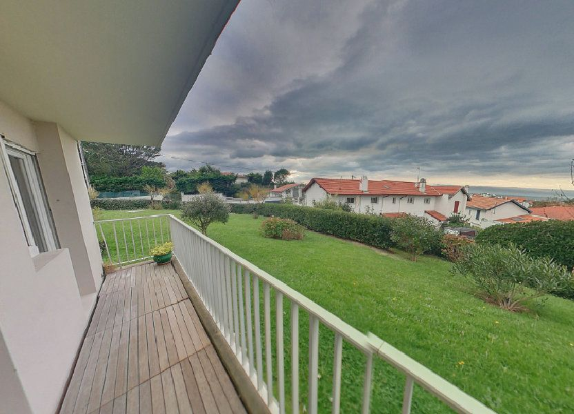 Appartement à vendre 109.35m2 à Biarritz