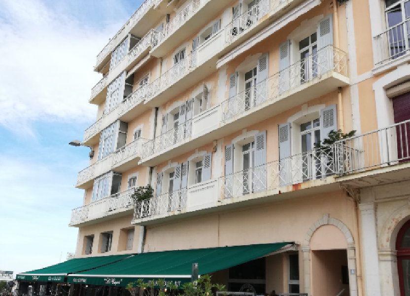 Appartement à vendre 78.33m2 à Biarritz