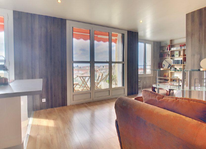 Appartement à vendre 66.21m2 à Biarritz