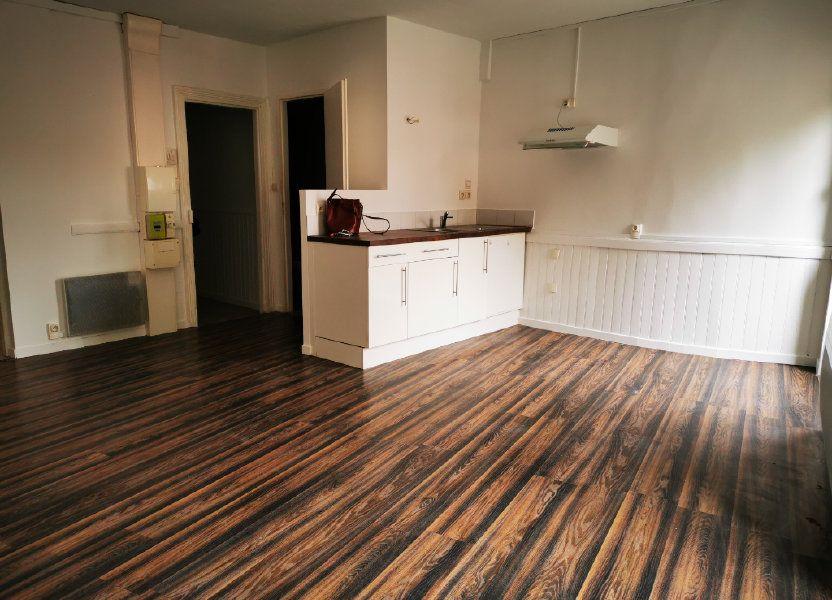 Appartement à louer 55.32m2 à Limoux
