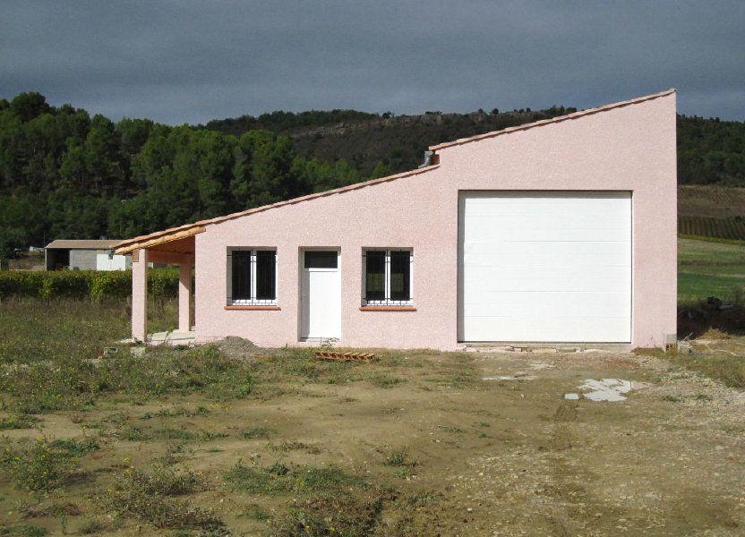 Immeuble à vendre 105m2 à Loupia