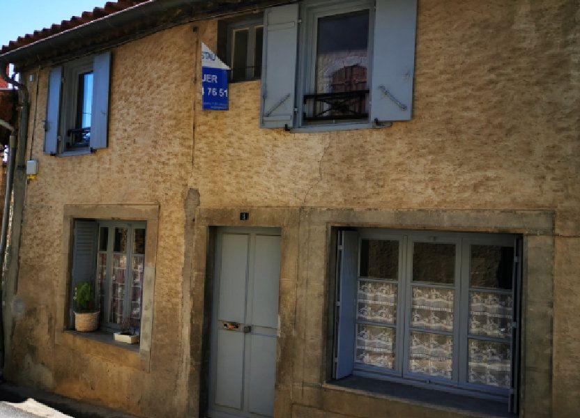 Maison à louer 65m2 à Cournanel