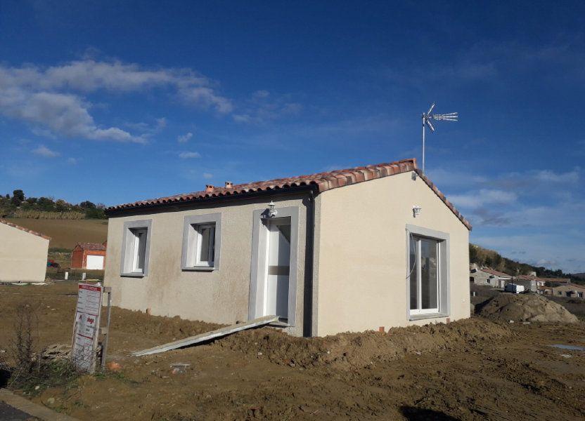 Maison à vendre 54m2 à Limoux