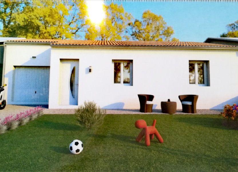 Maison à vendre 75m2 à Limoux
