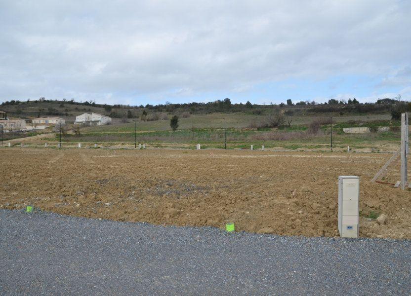 Terrain à vendre 265m2 à Limoux