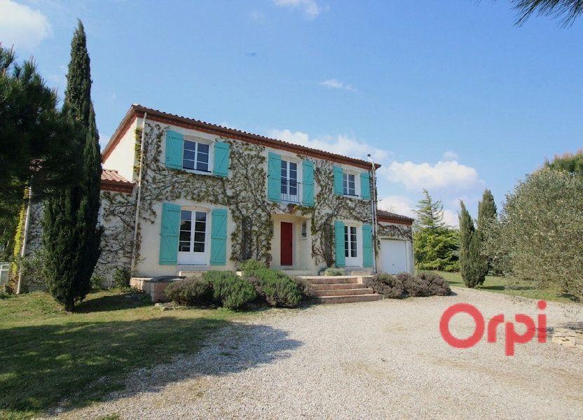 Maison à vendre 164m2 à Bellegarde-du-Razès