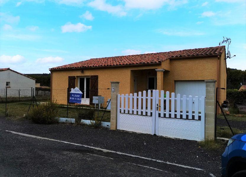 Maison à louer 94.3m2 à Cournanel