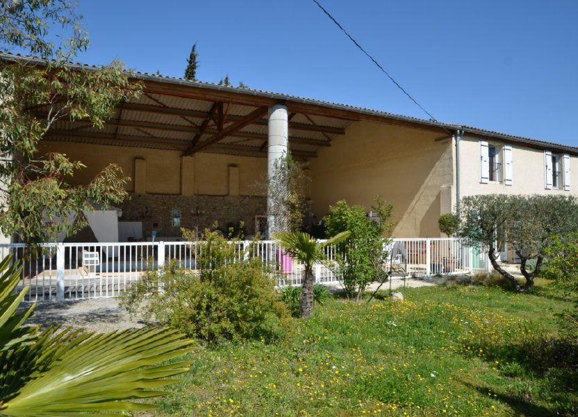 Maison à vendre 200m2 à Belvèze-du-Razès