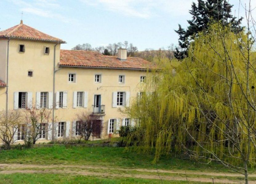 Maison à vendre 595m2 à Escueillens-et-Saint-Just-de-Bélengard