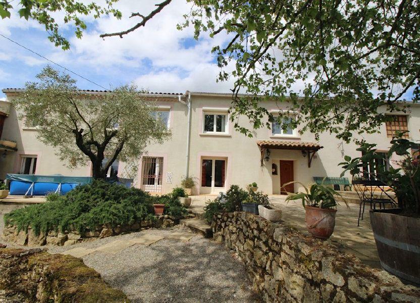 Maison à vendre 362m2 à Fanjeaux