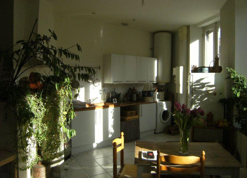 Maison à louer 57m2 à La Digne-d'Amont