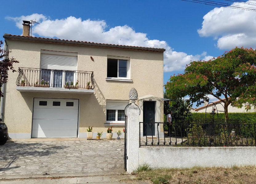 Maison à vendre 98m2 à La Digne-d'Aval