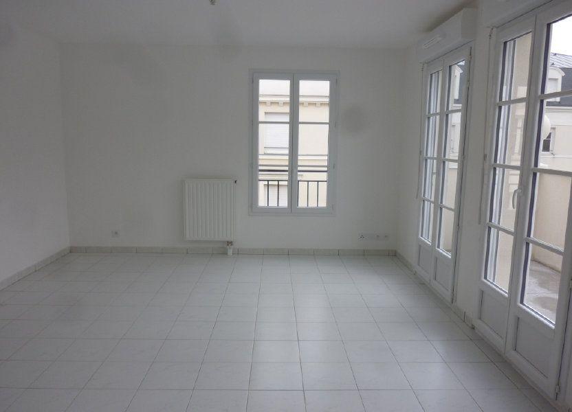 Appartement à louer 61.69m2 à Chessy
