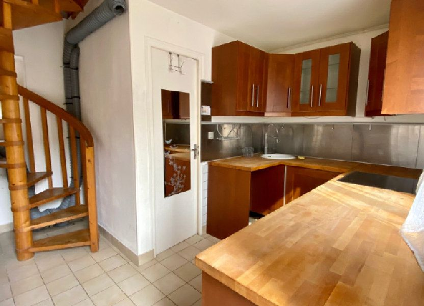 Maison à louer 22.82m2 à Thorigny-sur-Marne