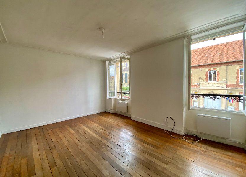 Appartement à louer 57.07m2 à Lagny-sur-Marne