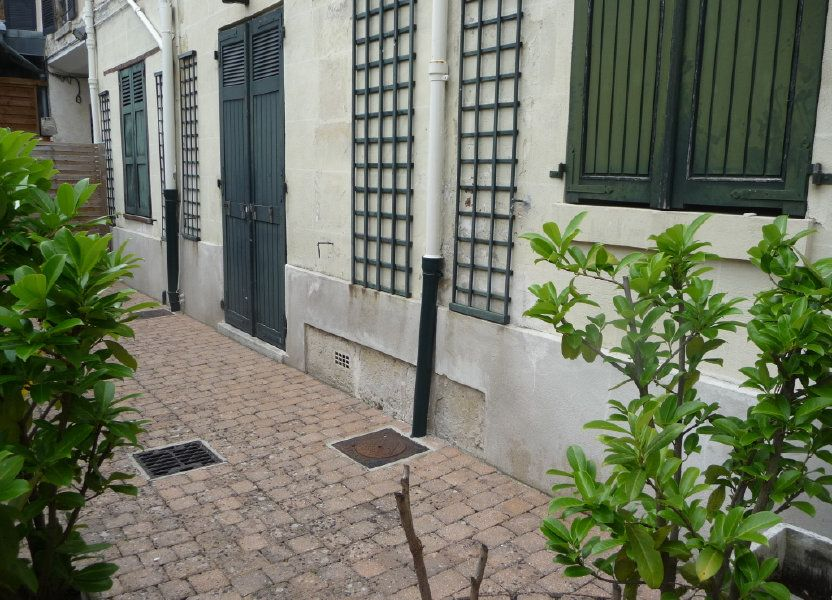 Appartement à louer 35.94m2 à Chantilly