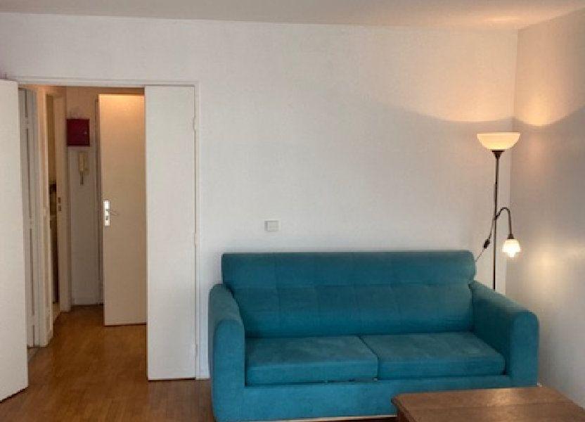 Appartement à louer 41m2 à Paris 10