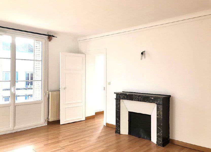 Appartement à louer 61m2 à Lagny-sur-Marne