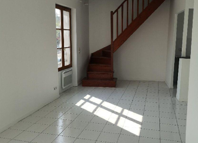 Appartement à louer 46m2 à Lagny-sur-Marne