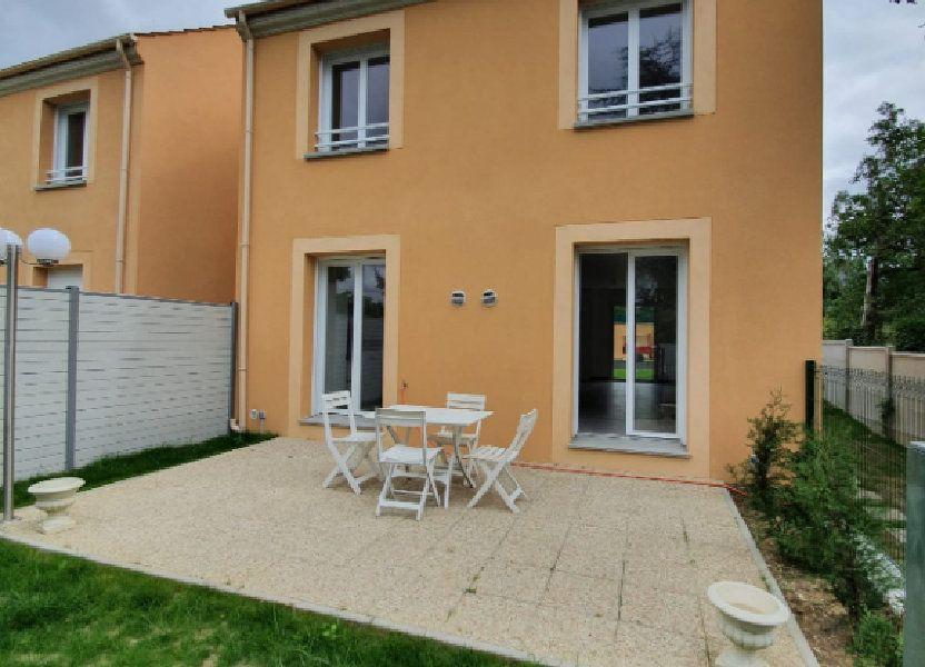 Maison à louer 91.55m2 à Saint-Thibault-des-Vignes