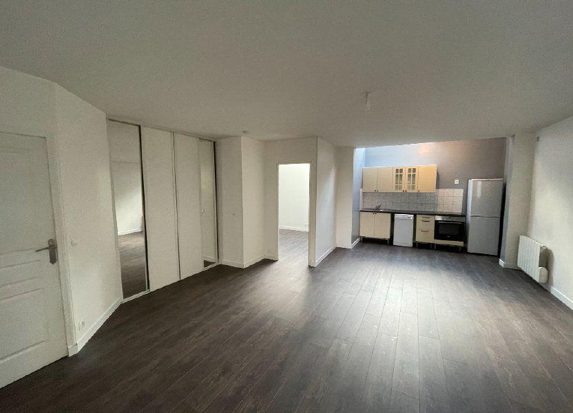 Appartement à louer 54.7m2 à Lagny-sur-Marne