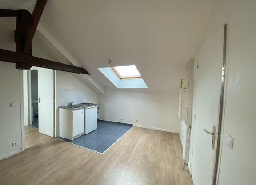 Appartement à louer 28.59m2 à Torcy