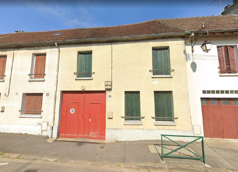 Maison à louer 96m2 à Villeneuve-le-Comte