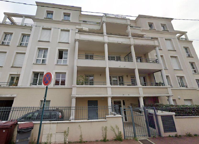 Appartement à louer 47.05m2 à Vaires-sur-Marne