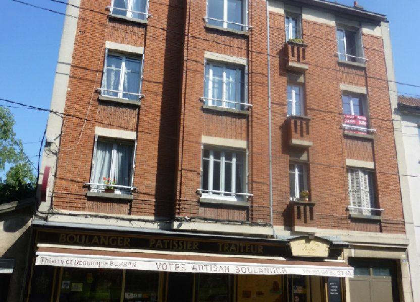 Appartement à louer 53m2 à Lagny-sur-Marne