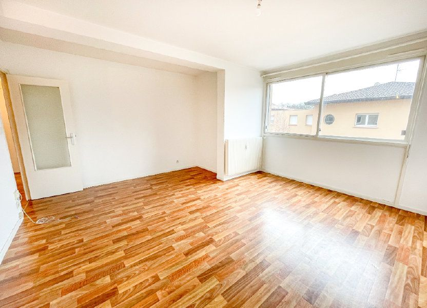 Appartement à louer 46m2 à Toulouse