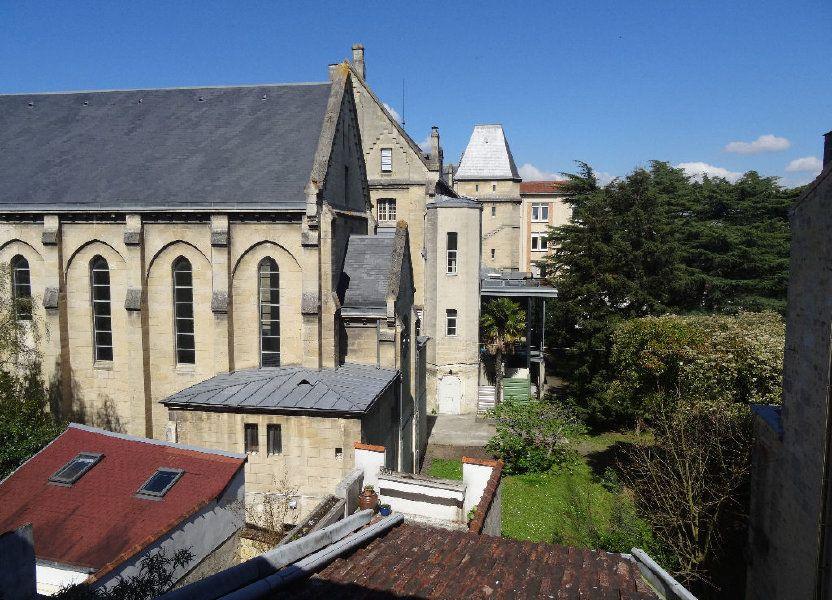 Appartement à louer 30.97m2 à Bordeaux
