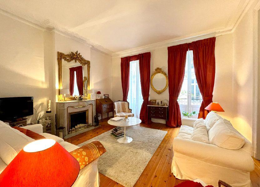 Appartement à vendre 115m2 à Bordeaux