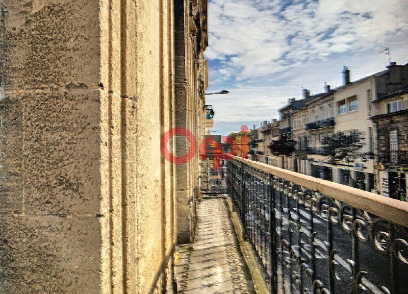 Immeuble à vendre 180m2 à Bordeaux