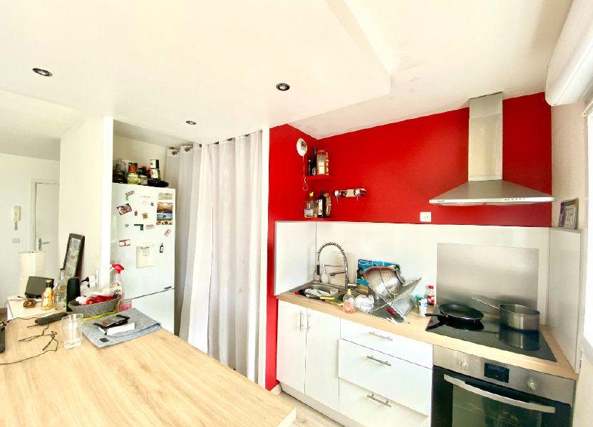 Appartement à vendre 55m2 à Bordeaux