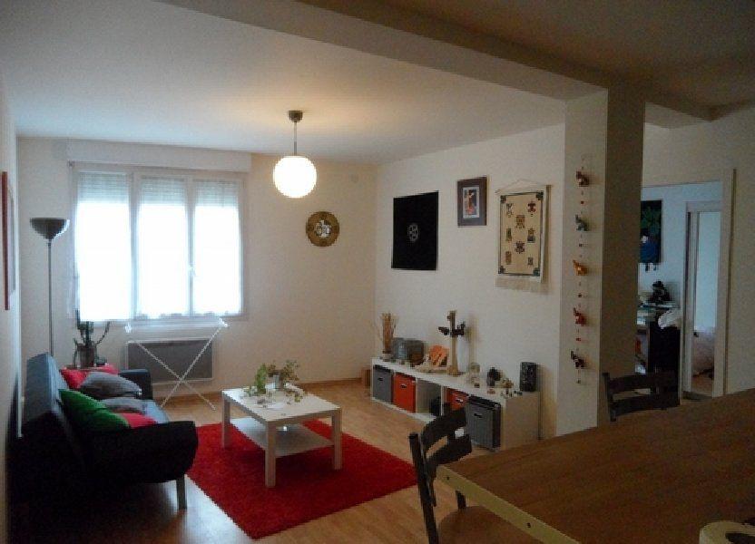 Appartement à louer 50.29m2 à Bordeaux