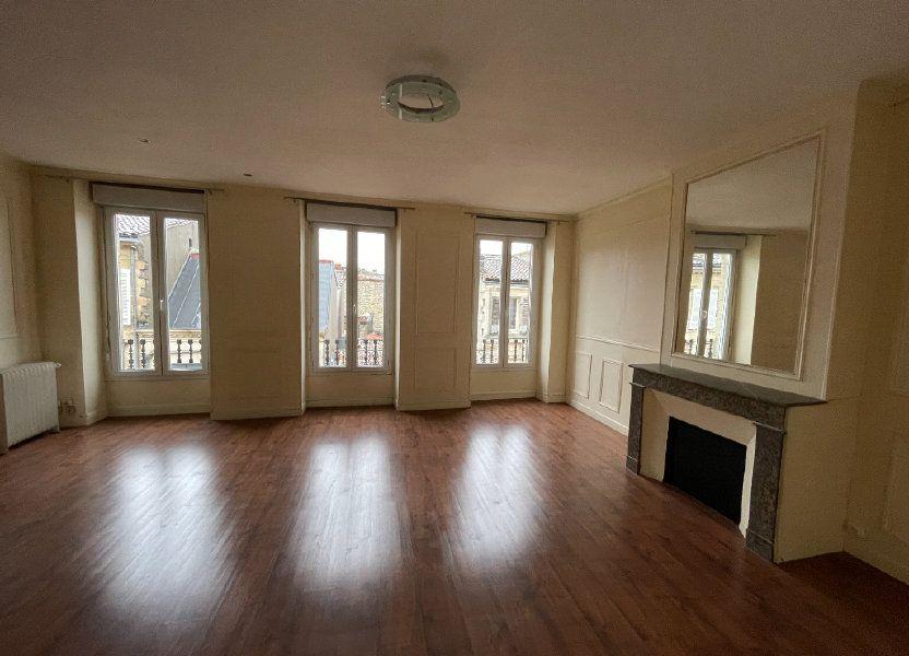 Appartement à vendre 130m2 à Bordeaux