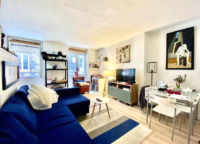 Appartement à vendre 36m2 à Bordeaux