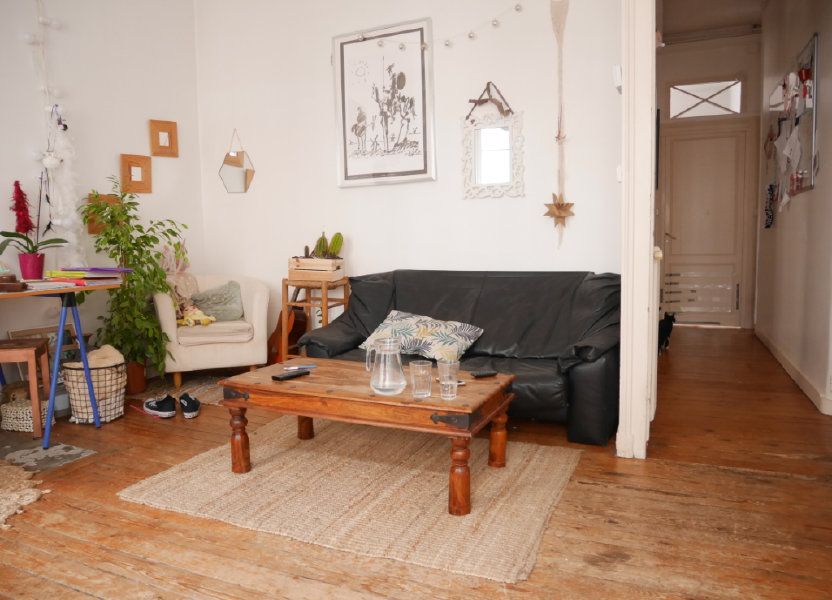 Appartement à vendre 59m2 à Bordeaux