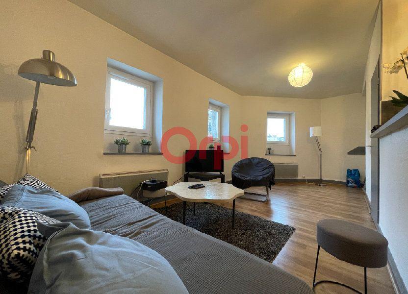 Appartement à vendre 48m2 à Bordeaux