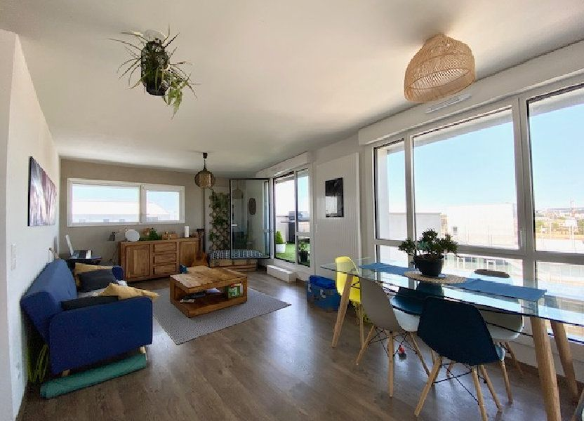 Appartement à vendre 113m2 à Bordeaux