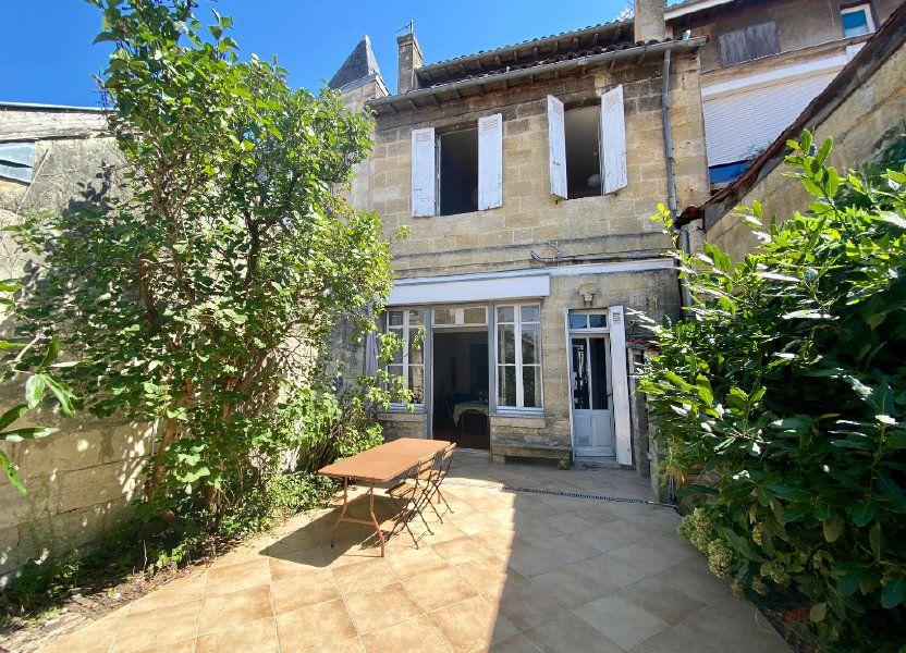 Maison à vendre 160m2 à Bordeaux