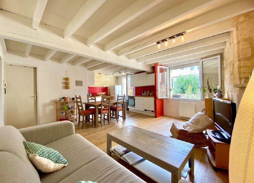 Appartement à vendre 79.04m2 à Bordeaux
