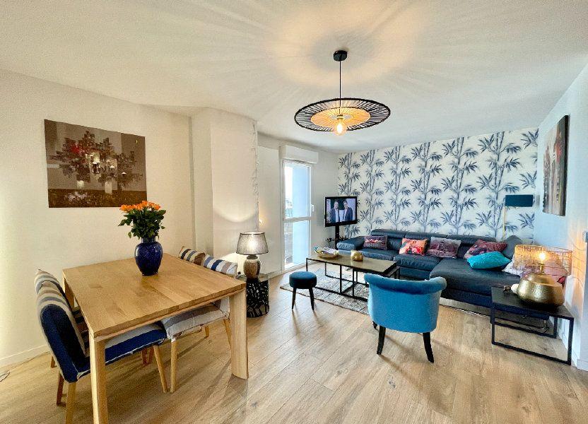 Appartement à vendre 85m2 à Bordeaux