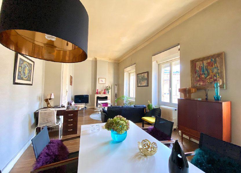 Appartement à vendre 86.54m2 à Bordeaux
