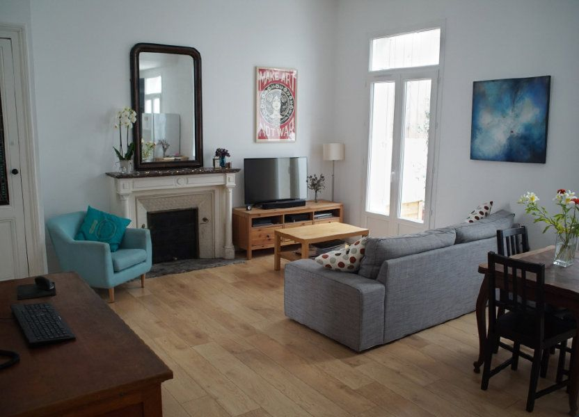 Appartement à vendre 71m2 à Bordeaux