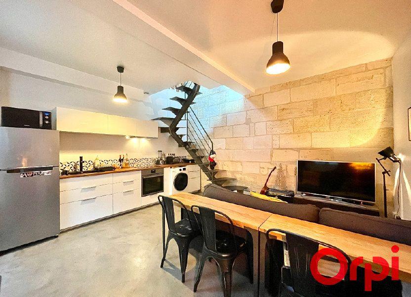 Appartement à vendre 37m2 à Bordeaux