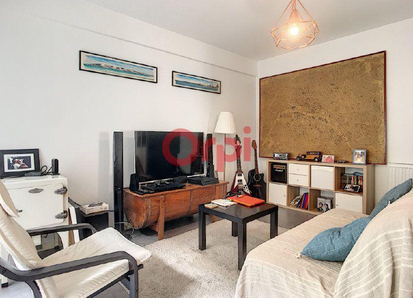 Appartement à vendre 62m2 à Bordeaux
