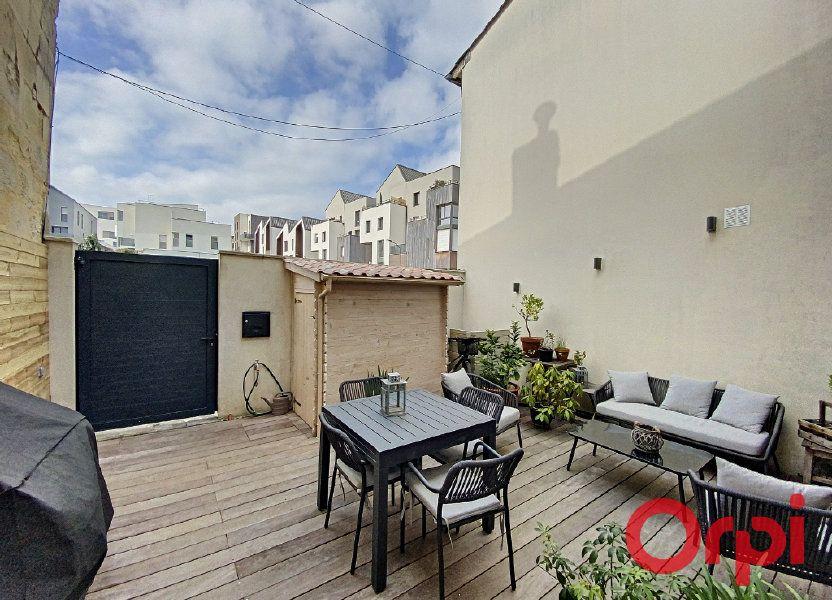 Maison à vendre 79m2 à Bordeaux