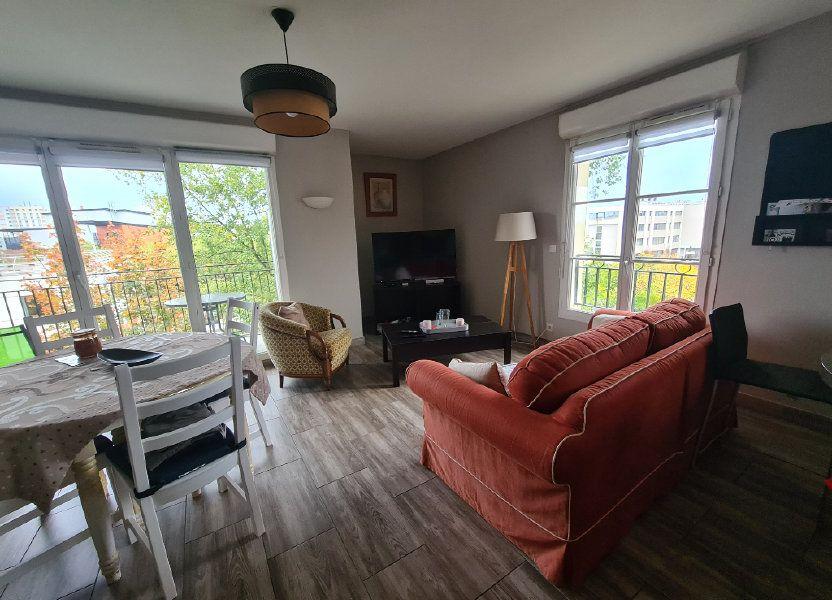 Appartement à louer 72.92m2 à Bordeaux